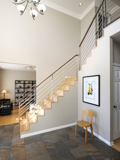 Staircase Home Renovation Ann Arbor